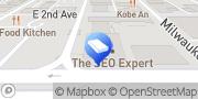 Map The SEO Expert Denver, United States