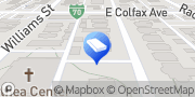 Map Reinan Law Denver, United States