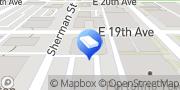 Map Cheney Galluzzi  and  Howard LLC Denver, United States