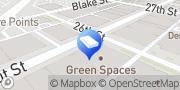 Map Dencom Agency Denver, United States