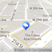 Map The Home Staging Gaud-ess, LLC Denver, United States