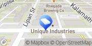 Map Denver Banner Printing - Vinyl Printing, Window Clings, Car Wraps, Trade Shows Denver, United States
