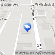 Map Albert's Bullnosing Inc. Denver, United States