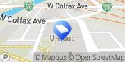 Map U-Box Moving & Storage of Denver Denver, United States