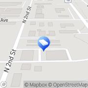 Map Berthoud Mini Storage Berthoud, United States