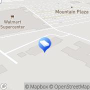 Map Casper  Clutter Buster Casper, United States