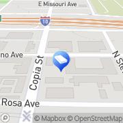 Map Hi-Tech Locksmith El Paso, United States