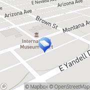 Map The Enriquez Law Firm El Paso, United States