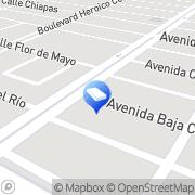 Map Parkside Appliance San Francisco, Mexico