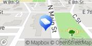 Map Centurylink Internet Eloy, United States