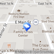 Map MY-PC-ER Rexburg, United States