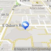 Map Maricopa County Property Mntnc Scottsdale, United States