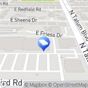 Map Arizona Flooring Direct Phoenix, United States