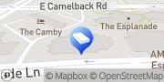 Map Law office of John Cossum Phoenix, United States