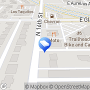 Map Martinizing Dry Cleaning Phoenix, United States