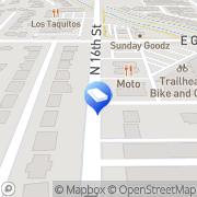 Map Get Dumpster Rentals Phoenix, United States