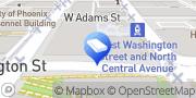 Map Phoenix Green Team Phoenix, United States