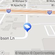 Map Phoenix Power Sweep Phoenix, United States
