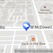 Map Century 21 Allstar Realtors Avondale, United States