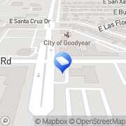 Map Rescue Plumbing Goodyear AZ Goodyear, United States
