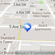 Map Cut Right Lawn Svc Calgary, Canada