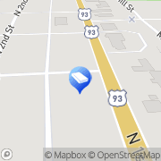Map Easi Cleaners Hamilton, United States
