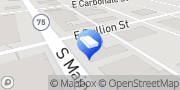 Map Centurylink Internet Hailey, United States