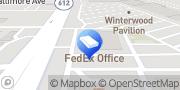 Map FedEx Office Print & Ship Center Las Vegas, United States