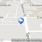 Map Eagle Apartments Las Vegas, United States