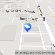 Map Barrier Lawn & Pest, Inc. Nampa, United States