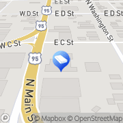 Map HAHN RENTAL Moscow, United States