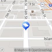 Map Public Storage San Diego, United States