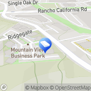Map The Baum Law Firm Temecula, United States