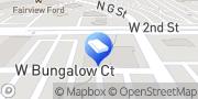 Map H&R Block San Bernardino, United States