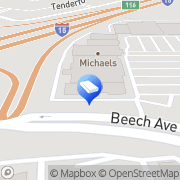 Map Alliance Services Fontana, United States