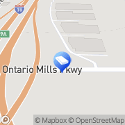 Map All Pro Plumbing, Heating, Air & Electrical (HVAC) Ontario, United States