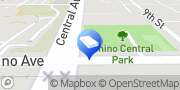 Map Western Exterminator Chino, United States