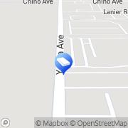 Map Jamies Cleaning Svc Chino, United States