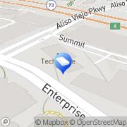Map 3 Core Technologies Aliso Viejo, United States