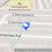 Map Emergency Water Damage Services West Covina, United States