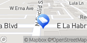 Map Custom Granite La Habra, United States