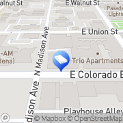 Map Law Offices Of Pius Joseph Pasadena, United States