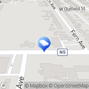 Map Accident Attorneys Lancaster, United States