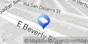 Map Nueva vida financial Los Angeles, United States