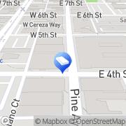 Map Shari Bucknam Real Estate Long Beach, United States