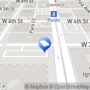 Map Archstone Long Beach Harbor Long Beach, United States