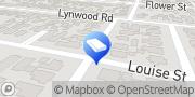 Karte Mobile Welding Lynwood, USA