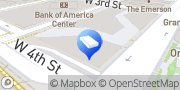 Map Premier Workspaces Los Angeles, United States