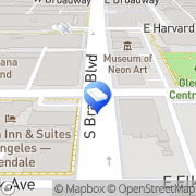 Map Pacific Attorney Group Glendale, United States