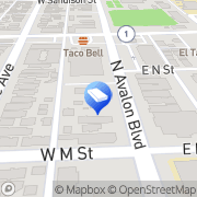 Map IBS Services Wilmington, United States